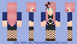 Hipster Girl (SKIN REQUESTS HERE) Minecraft Skin