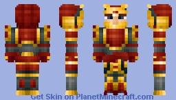 Samurai (1.8 Skin) Minecraft Skin