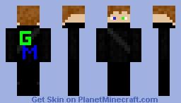Meepninja Minecraft Skin