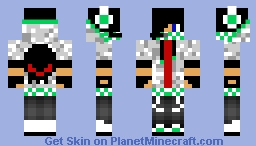 MC Teen Minecraft Skin