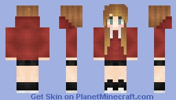 Casual Minecraft Skin