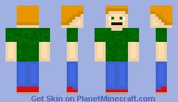 Ftgergr's Skin (skin request) Minecraft Skin