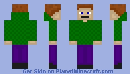 HarryPotterhp333's Skin (skin request) Minecraft Skin