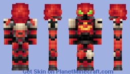 Space Marine - Blood Ravens (w40k) Minecraft