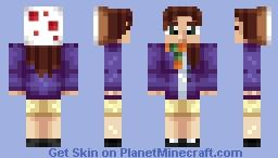 Oosomay Caik Minecraft Skin