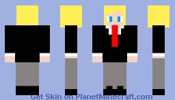 minecity people pack 1: skin 5: business woman Minecraft Skin