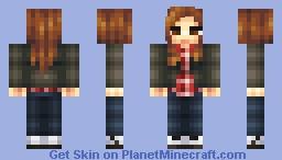 Amelia Pond (Doctor Who 50th Anniversary Skin Series) Minecraft Skin