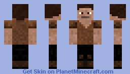 Black smith Minecraft Skin