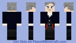 Doctor Who Skins: The Twelfth Doctor (Variations)