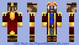 Steampunk Captain Minecraft Skin