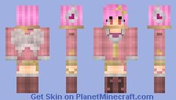 Cream Angel :3 Minecraft Skin