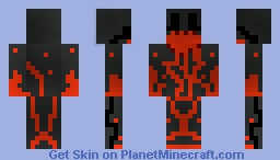 The Death Lord Minecraft Skin