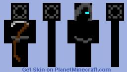 Dark Reaper Minecraft Skin
