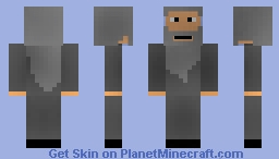 Gandalf (Hobbit) Minecraft Skin