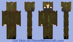 Ghillie suit [1.7 skin test]