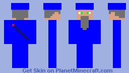 the grand mage Minecraft Skin
