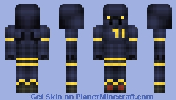 Armored Crafter Minecraft Skin
