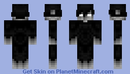 The Shadow Minecraft Skin