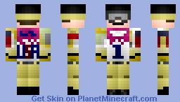 Team USA Snowboarding 2014 Sochi Olympics (new skin layout)