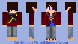 HeroGollum Minecraft Skin