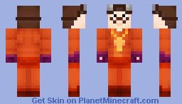 Hiszpanska Inkwizycja #3 Minecraft Skin