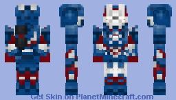 Ironman 3 Ironpatroit (1.8 format) Minecraft