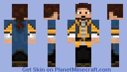 Jkids trader skin Minecraft Skin