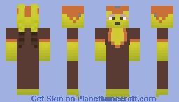 SW: Lady of Hondo Minecraft Skin