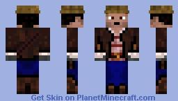 Paradiseciity's RP skin Minecraft Skin