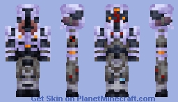 Killzone Shadow Fall - Helghan Assualt Trooper (1.8 Format)