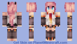 Vocaloid - Luka Append Minecraft Skin