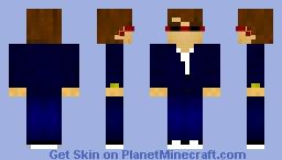 [OC] Joshua Minecraft Skin