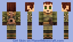 Lyric the Bard Modified Minecraft Skin