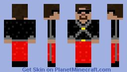 Tunnelrat88 Minecraft Skin