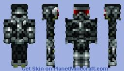 Nanosuit v2 [Mode alts in description] Minecraft Skin