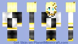 [Vocaloid] Kagamine Rin (Meltdown) Minecraft Skin