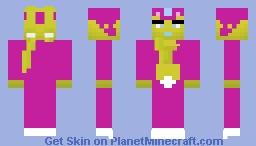 SW: Pinky (fan fictio) Minecraft Skin