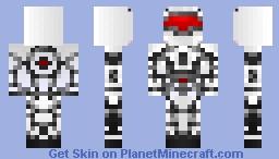 RoboDoode Minecraft Skin