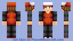 Seth Minecraft Skin