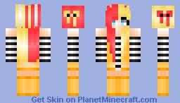 ఌ০০০ఘঔKittyঔ়়ఘ০০০ఌ-Circus Minecraft Skin