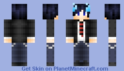 ❤∂αηιcα❤ - Okumura Rin - Blue Exorcist (Requested) Minecraft