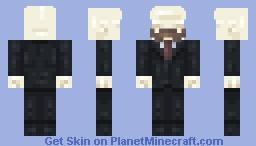 Slender Minecraft