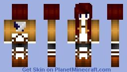 [Request] Attack on Titan Survey Corps ~Original~ Minecraft Skin