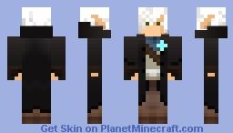 Terro Burrow Coat Minecraft Skin
