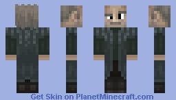 Walder Frey Minecraft Skin
