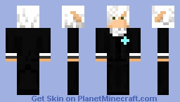Terro Burrow Wedding Minecraft Skin