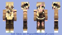 Woodland Minecraft Skin