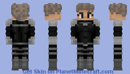 Julia Pennyworth Minecraft Skin