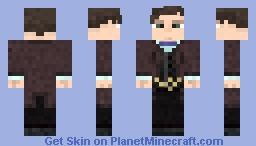 11'th Doctor (Matt Smith) Minecraft Skin