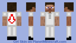 Steve the Modern-Day Assassin Minecraft Skin